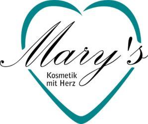 Mary's Kosmetik mit Herz
